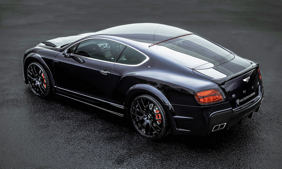 чип-тюнинг Bentley