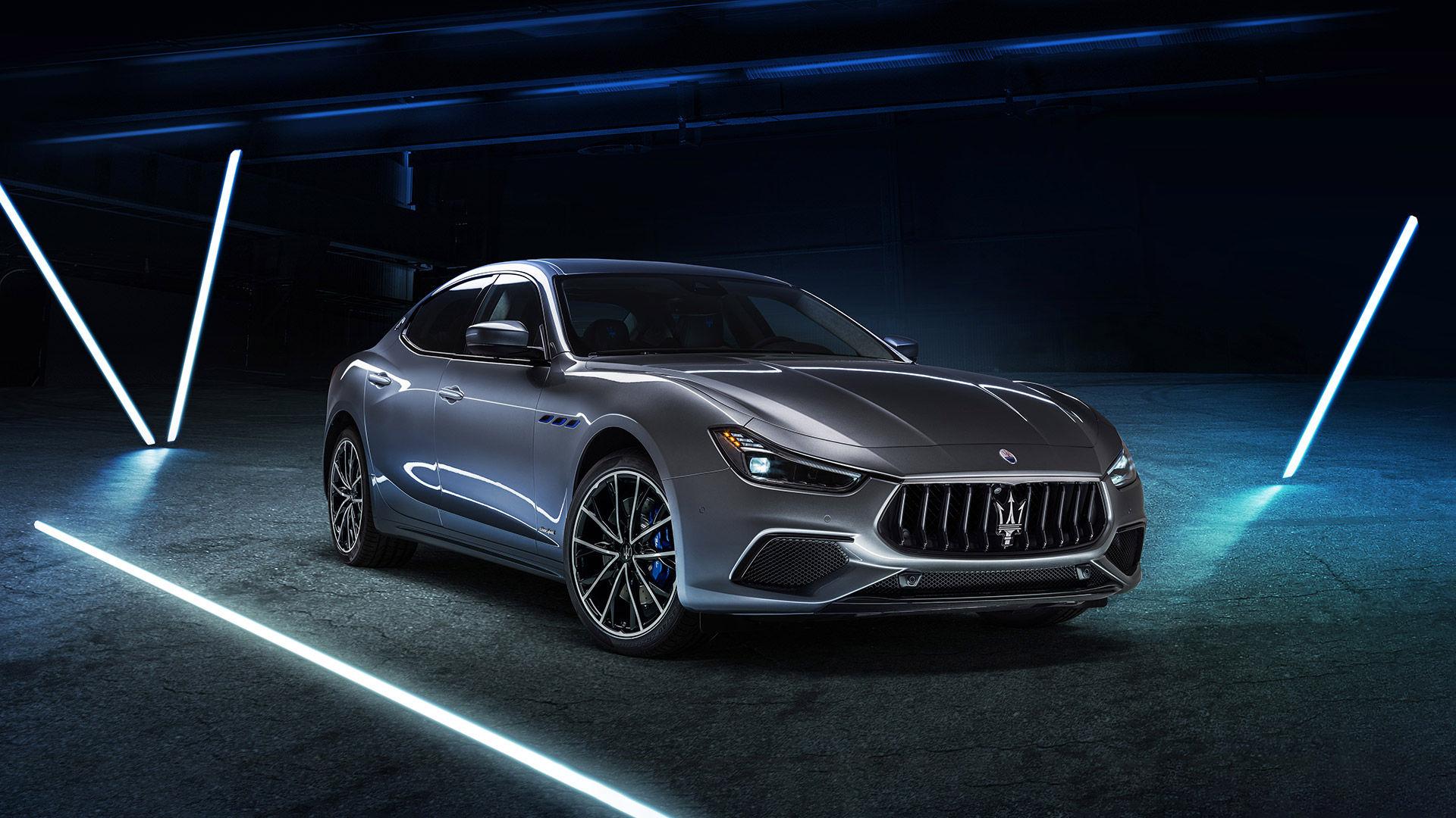 чип-тюнинг Maserati